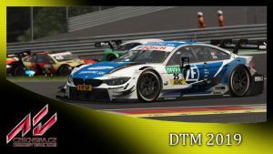 TEST Race DTM 2019