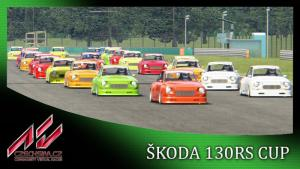 3. Závod Š130RS CUP 79 Autodrom Most