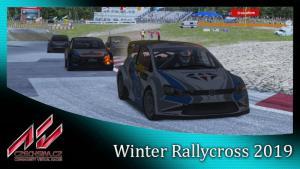 Assetto Corsa Winter Rallycross 2019