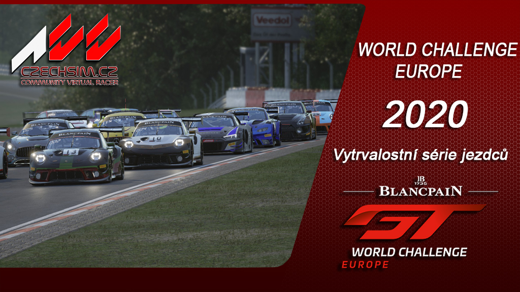 czechsim acc World Europe Challenge 2020
